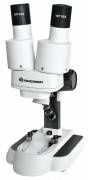 BRESSER stereo mikroskop 20x 50x