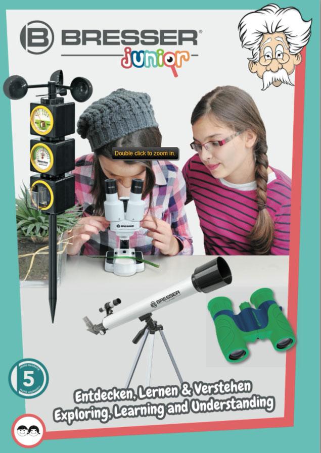 Otroški mikroskopi