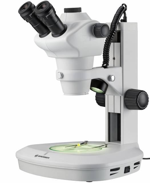 BRESSER Science ETD-201 8-50x Trino Zoom Stereo-Microscope